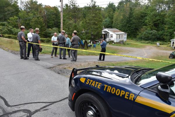 Picture for State Police: Oneida County man arrested after shooting his brother in the face, killing him
