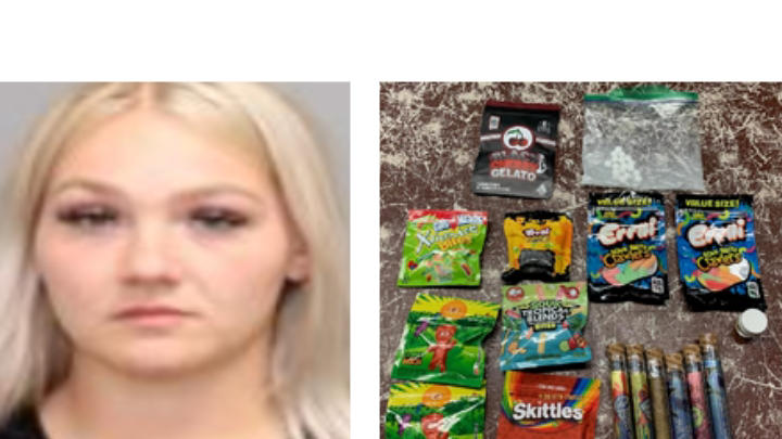 Picture for Woman, 25, Arrested Following Drug Seizure During Traffic Stop in Brooklyn Park