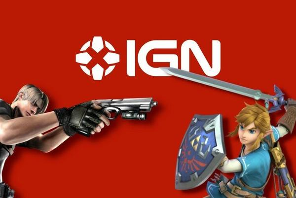 Picture for Random: IGN's 'Best Video Game Of All Time' Tournament Is Getting WILD