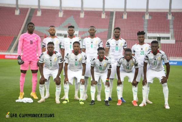 Picture for World Cup qualifier: Check out Black Stars 'strong' lineup against Ethiopia