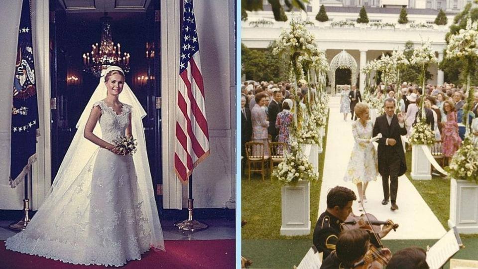 Picture for 50 Years Ago, Tricia Nixon's White House Wedding Gave America Its Own Royal Wedding