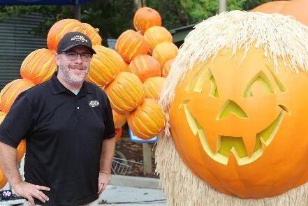 Picture for Pumpkins Galore: Wild Adventures prepares for Halloween
