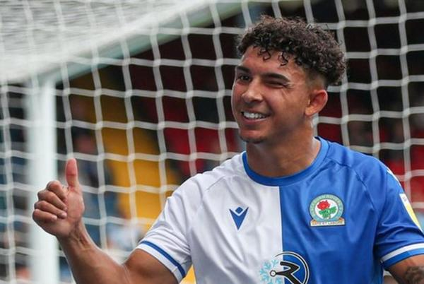 Picture for Tyrhys Dolan: Blackburn Rovers midfielder pushing for international call-up