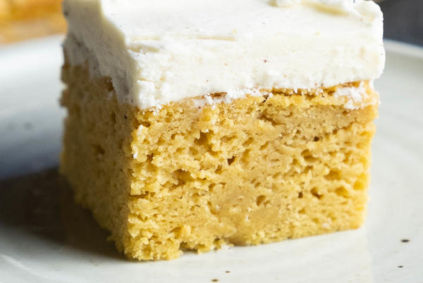 Picture for Brown Butter Pumpkin Cake