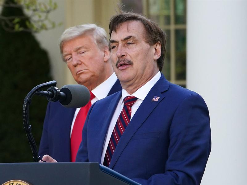 MyPillow CEO Mike Lindell says products were dropped from major retailers after voter fraud claims | News Break