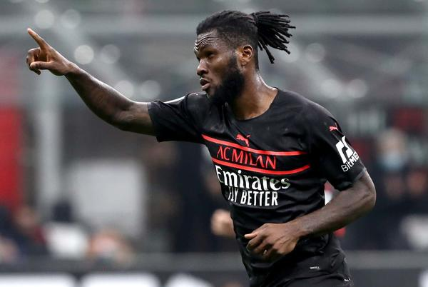 Picture for Kessie scores as AC Milan secure comeback victory over Tameze's Verona