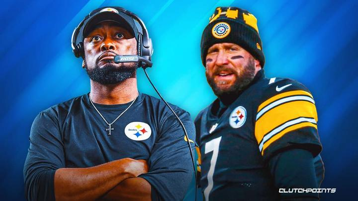 Cover for Steelers HC Mike Tomlin drops truth bomb on Pittsburgh's home loss vs. Bengals