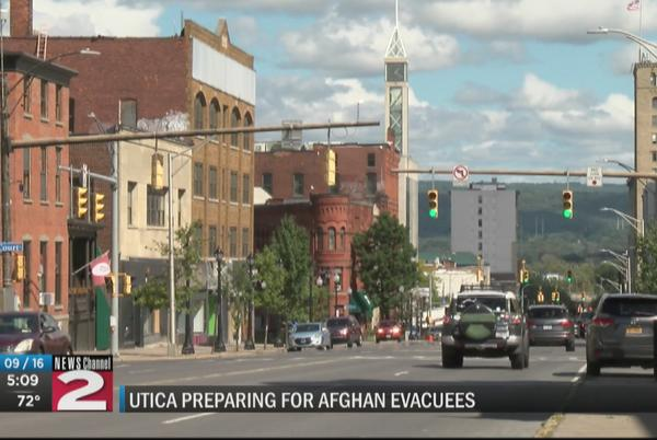 Picture for Utica prepares to receive Afghan evacuees