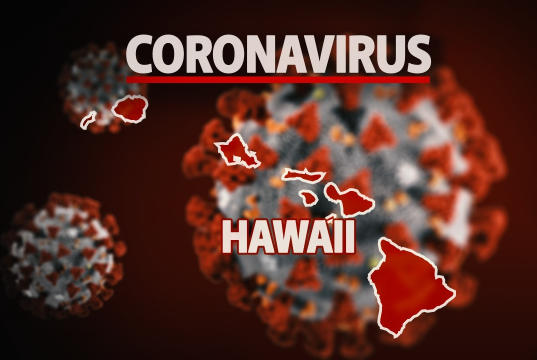 Picture for Hawaii reports 280 COVID cases