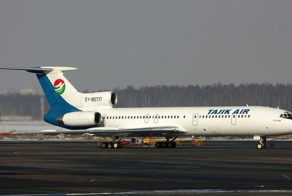 Picture for Who's Behind The Downfall Of Tajikistan's National Airline?