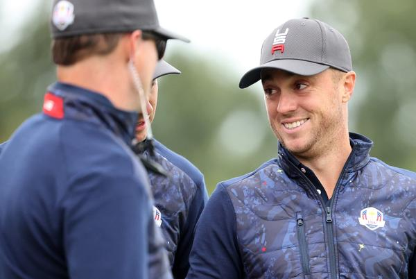 Picture for How to find the perfect golf teammate, according to Justin Thomas