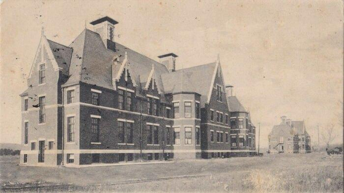 Cover for Norwich State Hospital In Connecticut Was Among The Most Haunted Places In The Nation
