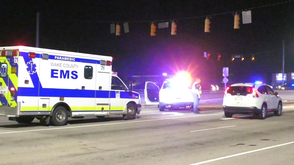 Picture for 24-year-old dies after being shot in car along US 70 in Garner, police say