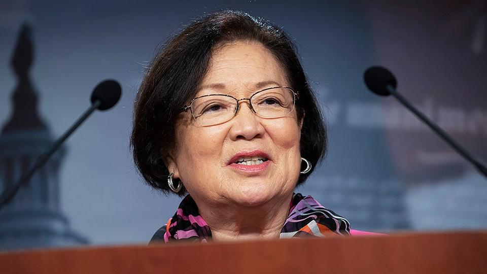 Picture for Hirono tells Ted Cruz to stop 'mansplaining'