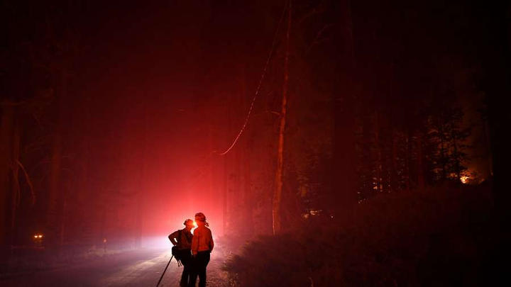 Cover for How the Caldor Fire saved South Lake Tahoe