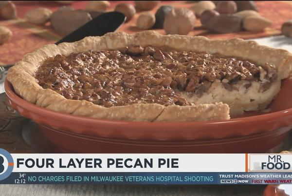 Picture for Mr. Food: Four Layer Pecan Pie
