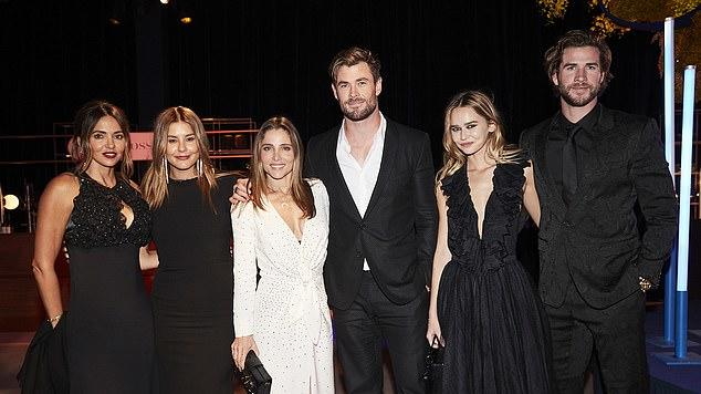 Picture for From kids shows to hanging with the Hemsworths: How Lauren Phillips went from hosting weekend cartoons to partying with A-list star Chris, his wife Elsa Pataky and their close circle