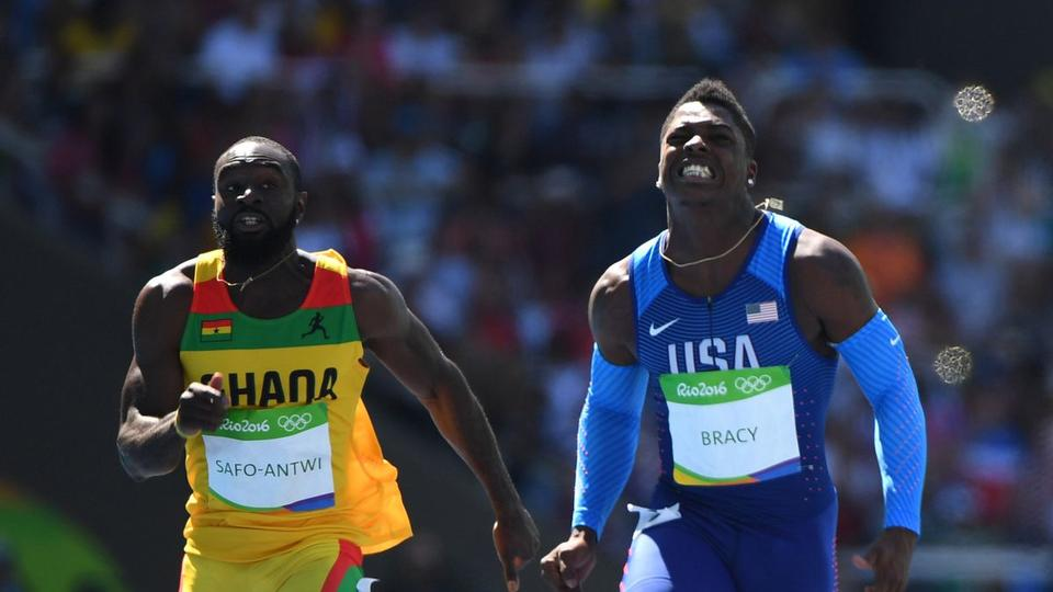 Picture for Orlando's Marvin Bracy bolts back into Olympic contention with 9.85 time for 100 meters