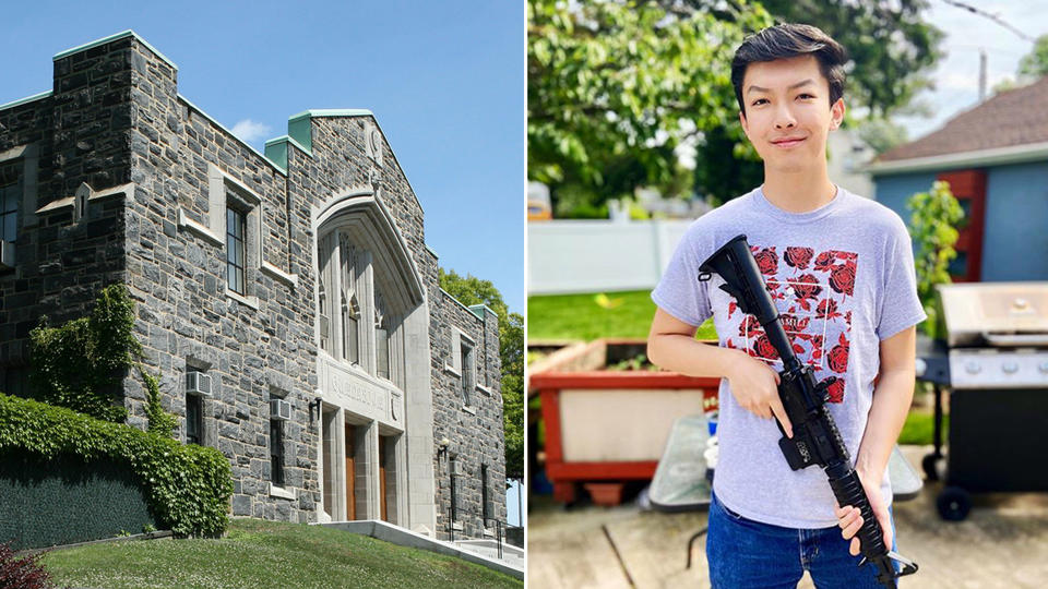Fordham student says school wrongfully penalized him for social media posts