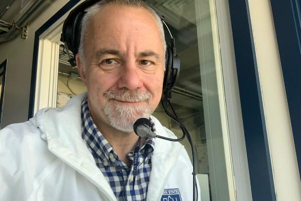 Picture for 10 Questions With Beaver Stadium PA Announcer Dean DeVore
