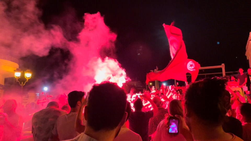 Picture for Tunisian democracy in turmoil after president sacks government