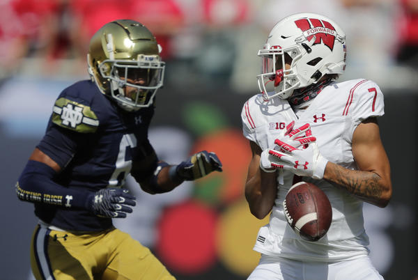 Picture for Wisconsin football: Report card after embarrassing loss to Notre Dame