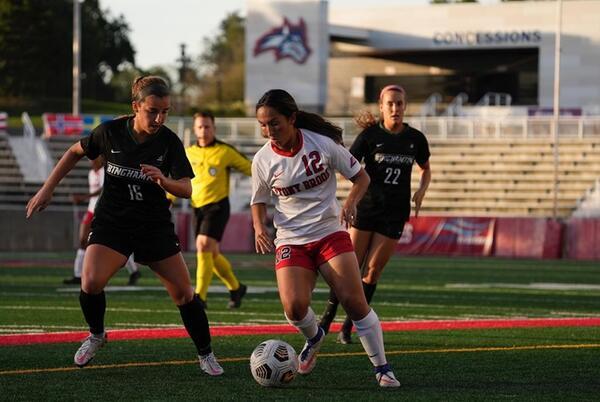 Picture for Women's Soccer League Title Rematch Ends Scoreless