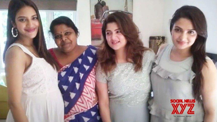 Picture for Nusrat Jahan flaunts baby bump