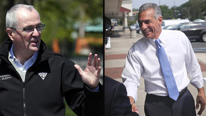 Cover for NJ governor race: Phil Murphy, Jack Ciattarelli to face off in debate Tuesday night