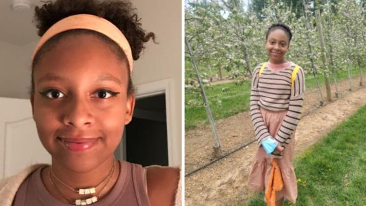 Cover for Raven Smith: Missing Prince George's County 11-year-old girl found safe