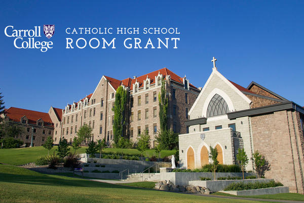 Picture for Carroll Introduces Catholic High School Room Grant