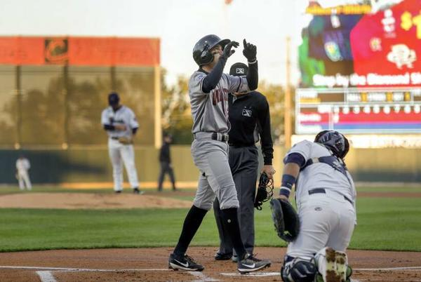 Picture for Quad Cities jumps on Cedar Rapids Kernels early, eases to High-A Central League championship