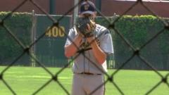 Cover for Former Castle baseball star Zach Messinger signs pro contract with NY Yankees