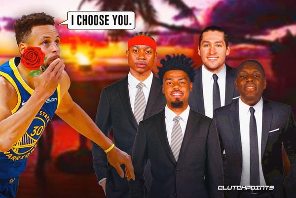 Picture for Warriors' 4 candidates for Stephen Curry's final backup spot, ranked