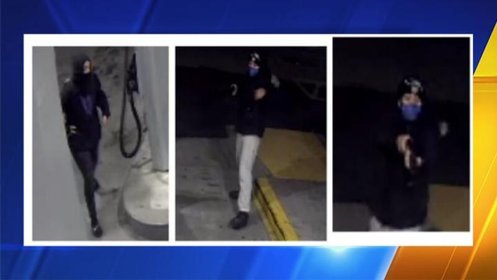 Cover for Police asking for help in identifying armed robbery suspects