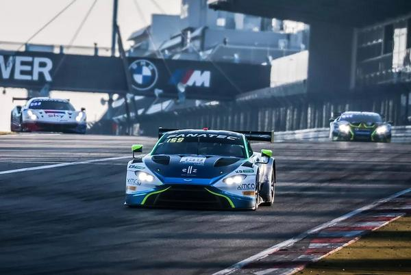 Picture for Aston Martin to make full-factory GT3 entry in NLS