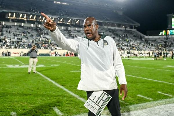 Picture for Michigan State Football: 3 things that could keep Mel Tucker in East Lansing