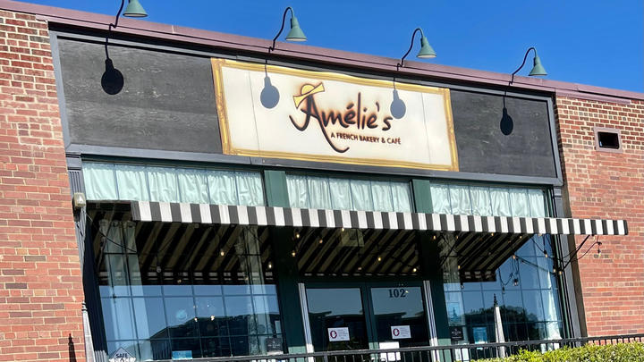 Cover for Amélie's - It has become a tradition in Charlotte