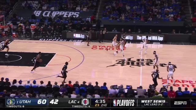 Picture for Los Angeles Clippers | Jordan Clarkson (21 points) Highlights vs. LA Clippers