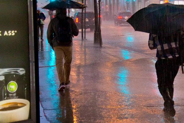 Picture for Storms could dump a lot of rain in a short amount of time Thursday