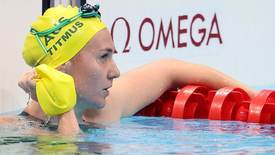 Picture for Olympics: Why swimmers wear two caps in the pool