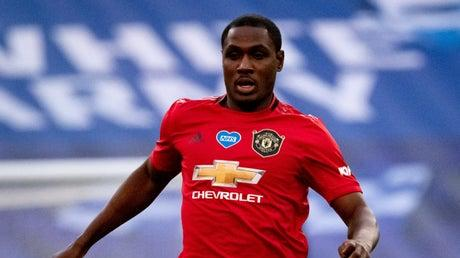 Picture for Odion Ighalo reveals Premier League interest after Manchester United exit