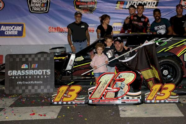 Picture for TC 13 Shoot Out At Stafford Features Purse Over $6,200