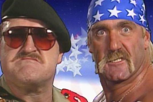 Picture for Wrestling With Kayfabe: Hulk Hogan Saves America, Dream Tournament, More