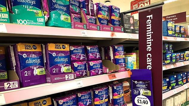 Picture for BERNARD JENKIN: Abolishing tampon tax is just the start of our exciting new freedoms!