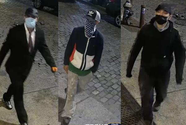 Picture for VIDEO: Thieves steal $385K in designer goods during SoHo boutique heist