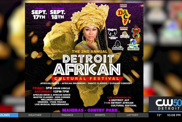 Picture for African World Festival Vendors in Detroit Told To Pack Up Over Permit Issues