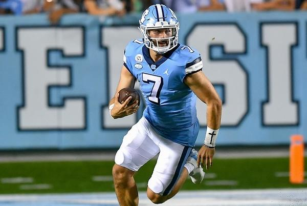 Picture for UNC's Sam Howell matches Lamar Jackson with crazy stat