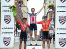 Picture for VN news ticker: Tom Dumoulin crowned Dutch national time trial champion, U.S. national road championships to start Thursday