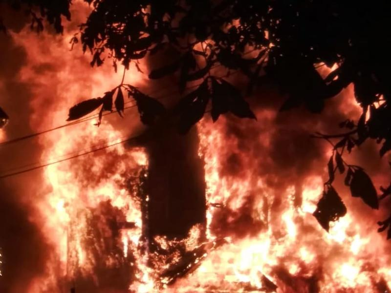 Update Cats Killed Dog Rescued In Raging Garfield House Fire Photos Video News Break